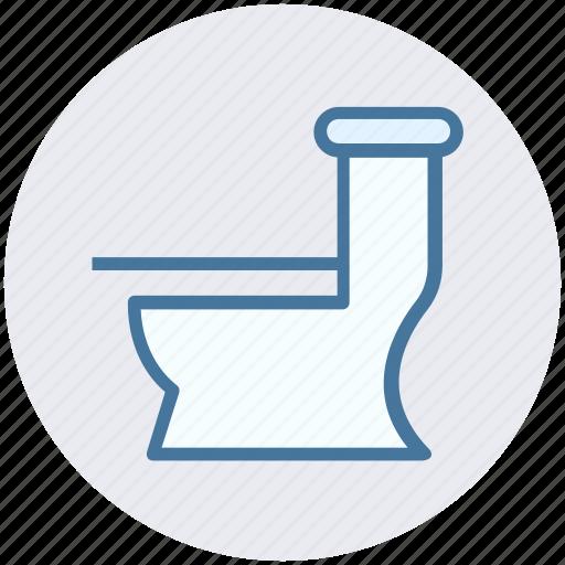 bath, bathroom, defecation, house, pan, restroom, toilet icon