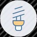 bulb, energy, energy bulb, energy saver, energy saver bulb, light bulb icon