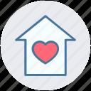 heart, home, house, love, peace, people, valentine