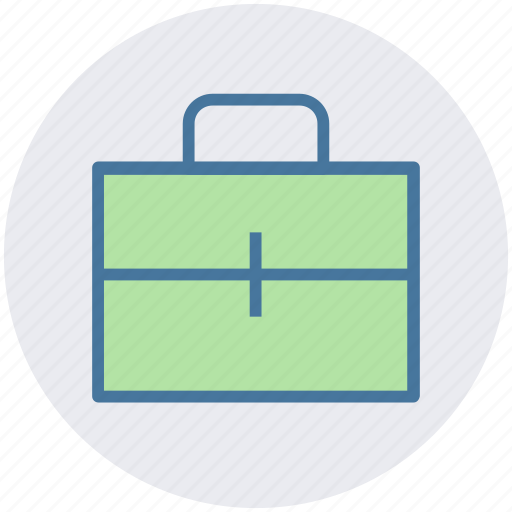 bag, case, office, official icon