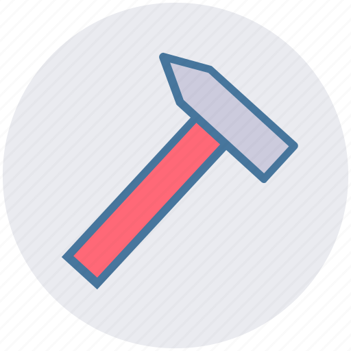 auction, claw hammer, construction, craft, hammer, trade, watch kit icon