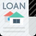 banking, loan, loan agreement, loan application, loan paper
