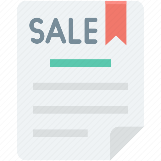 document, for sale, house for sale, property sale, sale icon