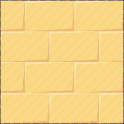 bricks, bricks wall, building, construction, wall icon