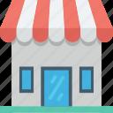 food stand, kiosk, market, shop, store