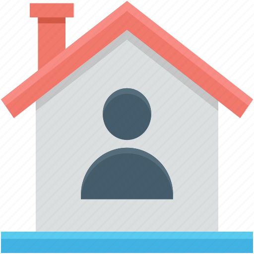 estate agent, homeowner, property agent, realtor, renter icon
