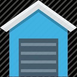 building, farmhouse, storehouse, storeroom, warehouse icon