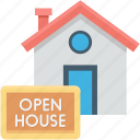 auction, house, online property, open house, property sale