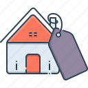 accumulation, home, mortgage price, price, property, real estate price