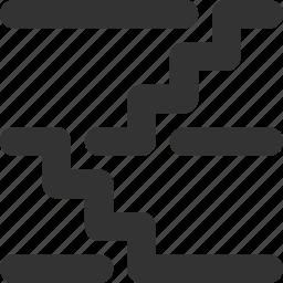 floor, level, stairs, stairway, storey, лестница, этаж icon