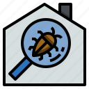 cockroach, control, house, inspection, pest