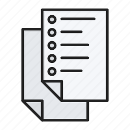 copy, documentation, documents, files, papers icon