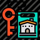 house, key