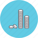 buying, coin, money, paying, saving, cash icon