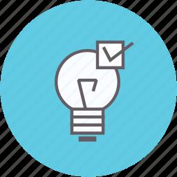 bulb, electricity, energy, light, lightbulb, power icon