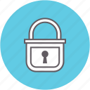 lock, padlock, privacy, protection, secure, security icon