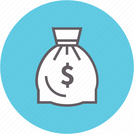 budget, financial, money, purse, saving icon