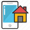 online mortgage, property app, property application, property website, real estate app icon