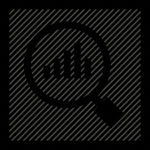 bars, check, data, mark icon