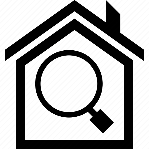 buying, estate, home, online, real, search, web icon