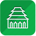 building, construction, estate, monument, property, real, tools icon