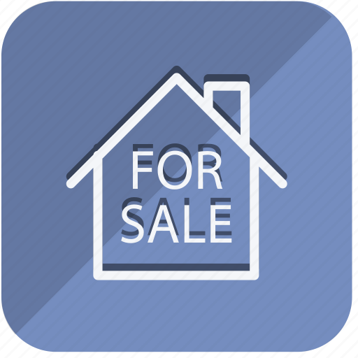 building, construction, estate, home, house, property, sale icon