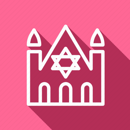 apartment, architechture, building, house, monument, realestate, synagogue icon