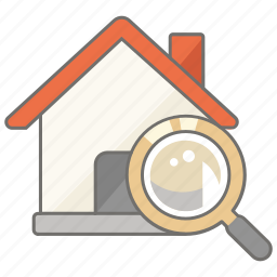 details, housing, properties, property, real, real estate, search icon