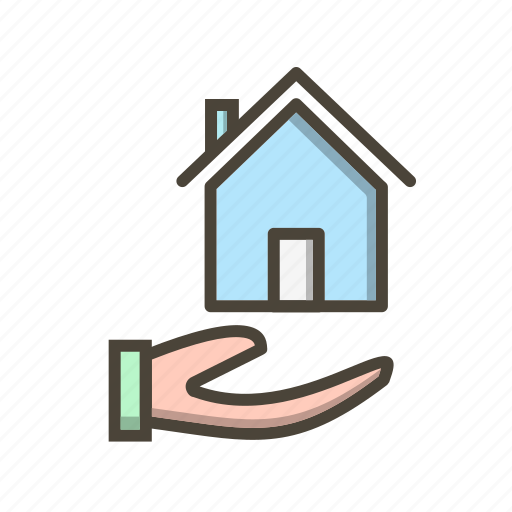 house, loan, mortgage icon