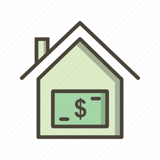 house, price, value icon