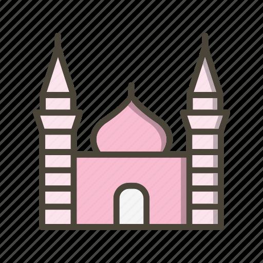 islamic, masjid, mosque icon