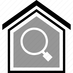 equity, find, home, search icon