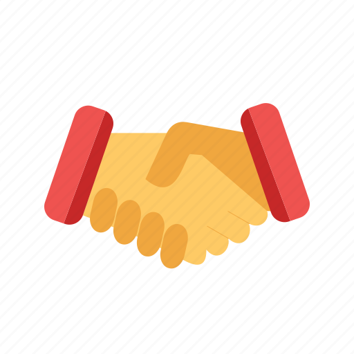agreement, deal, friends, handshake, partnership, success, teamwork icon