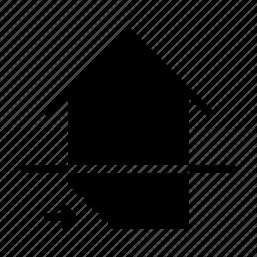 agency, agent, broker, cellar, estate, real icon