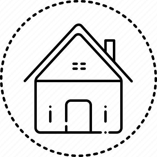 estate, home, property, real, real estate icon