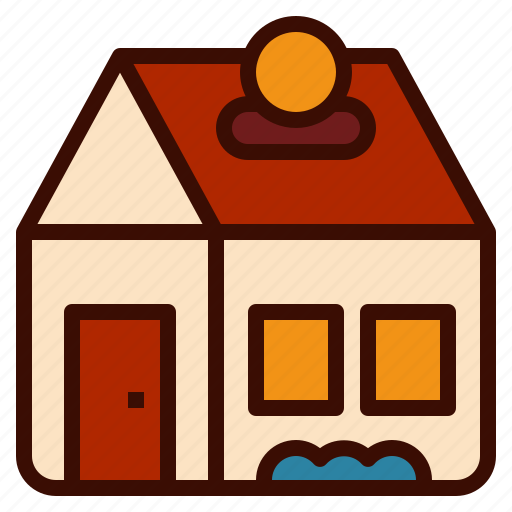 home, house, loan, rent, saving icon