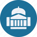 architecture, capitol, construction, estate, property, real, real estate icon