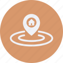architecture, construction, estate, placeholder, property, real, real estate icon