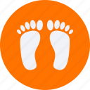 architecture, construction, estate, footprints, property, real, real estate icon