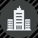 architecture, construction, estate, property, real, real estate, skyscrapper icon