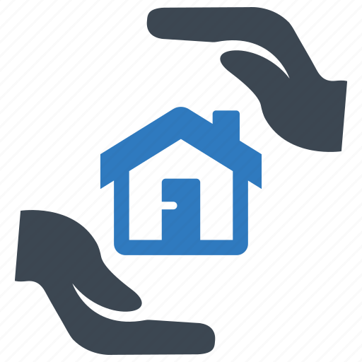 home, house, insurance icon