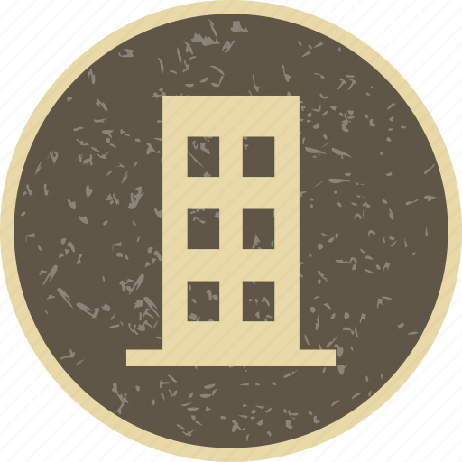 apartment, flats, office icon
