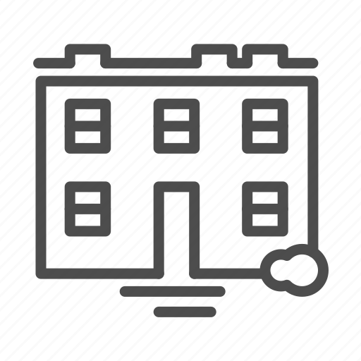 Apartment, building, complex, home, house, skyscapper icon - Download on Iconfinder
