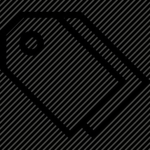 blank tag, label, label tag, tag icon icon