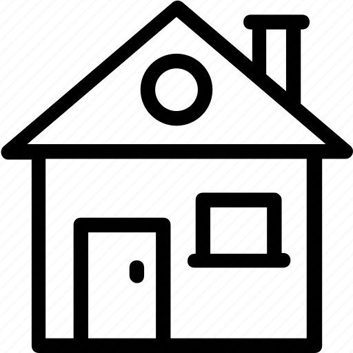 building, home, house, real estate icon icon