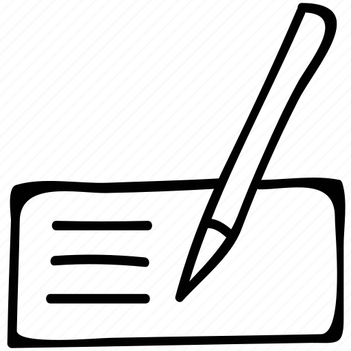 edit, paper, pencil, text icon