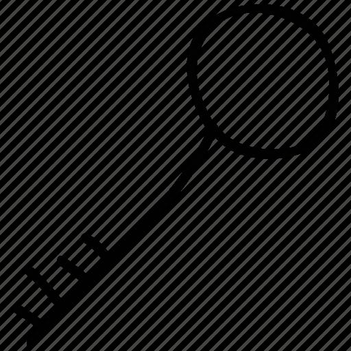 key, lock, safe, secure icon