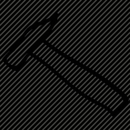 equipment, hammer, repair, tool icon