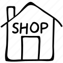 shop, store, real, estate