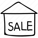 sale, building, information, real estate